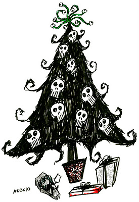 Tim Burton Christmas Tree.The Nightmare Before Christmas Archives Into The Cauldron