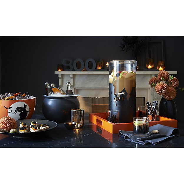 haunted-house-drink-dispenser-stand